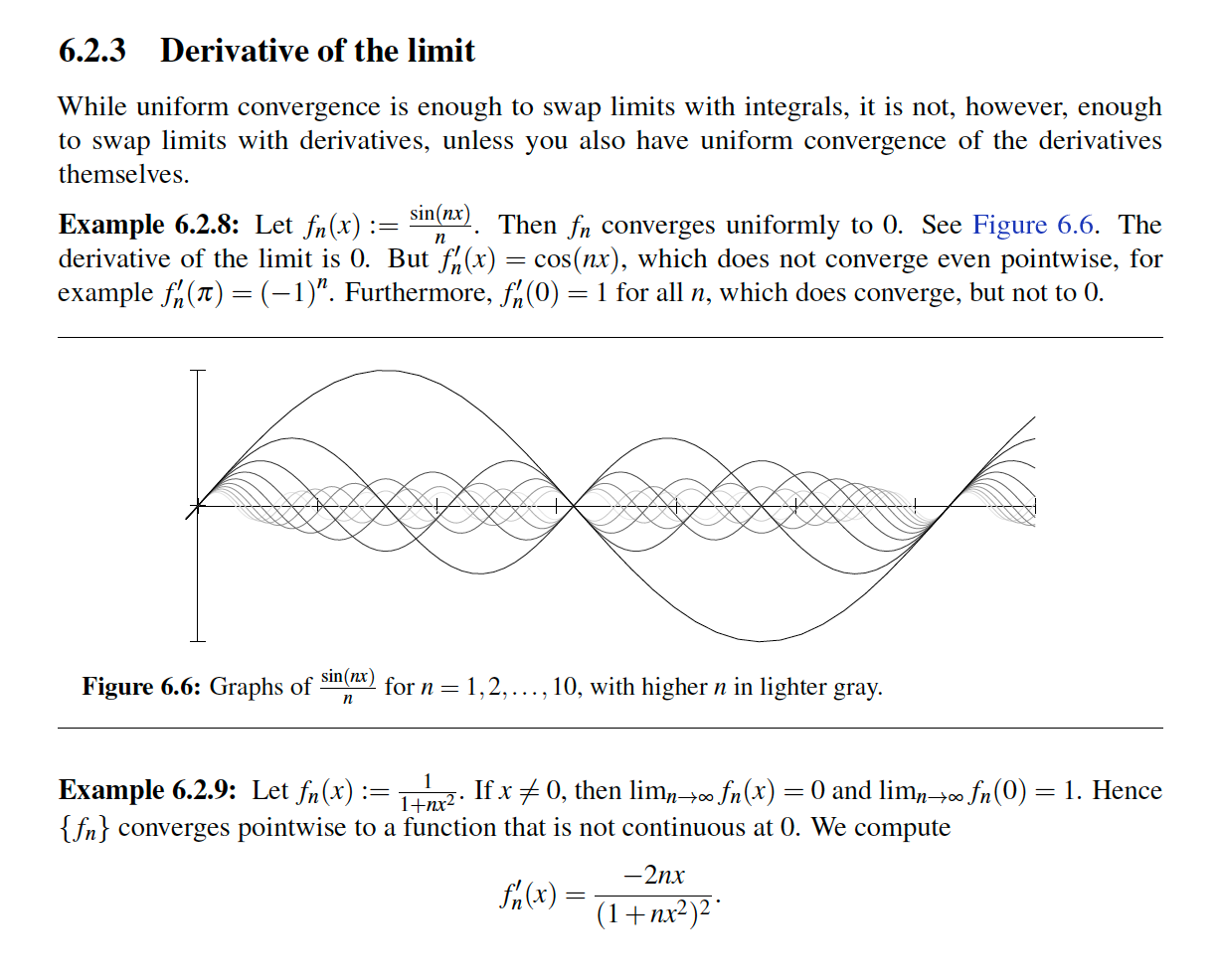 Uniform Approximation, Bernstein Polynomials (Real Analysis)